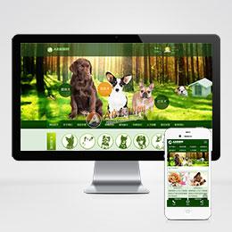 (带手机版数据同步)宠物饲养育种机构