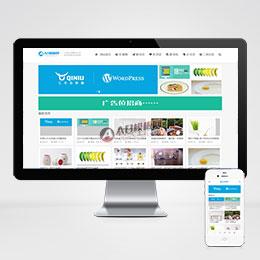 (自适应手机版)织梦HTML5大气图片展