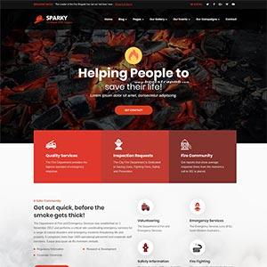 大气的消防网门户Bootstrap网站betway安卓必威备用地址版