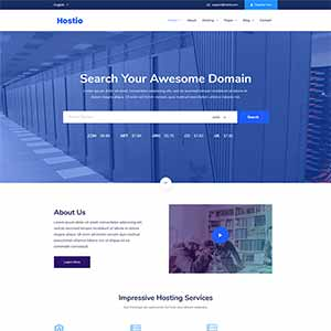 IDC服务器虚拟主机服务商网站bootstrap响应式html爱博体育线路