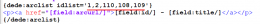 织梦arclist标签idlist按指定id顺序输出